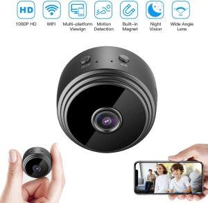 32GB Mini HD 1080P Wireless Hidden Camera