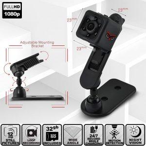 RED OWL EYES Spy Camera