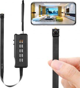 Spy Camera Module Wireless Hidden